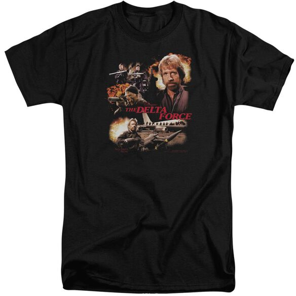 Delta Force Action Pack Short Sleeve Adult Tall T-Shirt