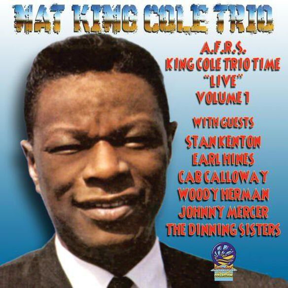 Afrs King Cole Trio Time Live 1