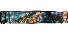 Aquaman New 52 Trench Seatbelt Belt