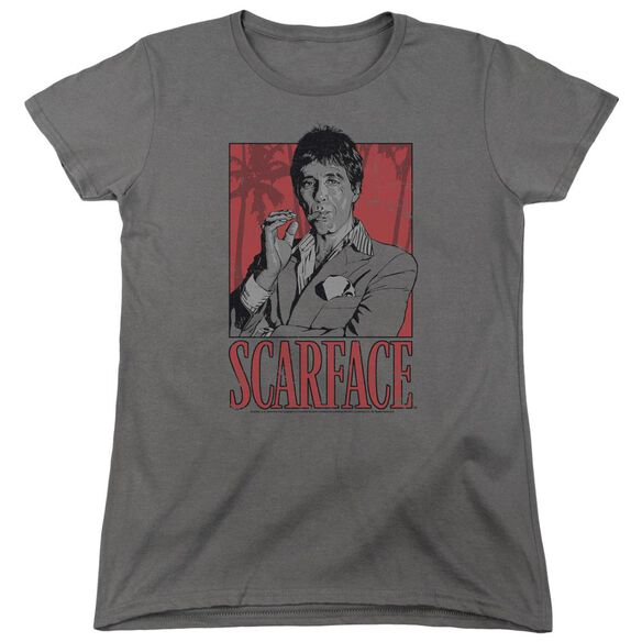 Scarface Tony Short Sleeve Womens Tee T-Shirt