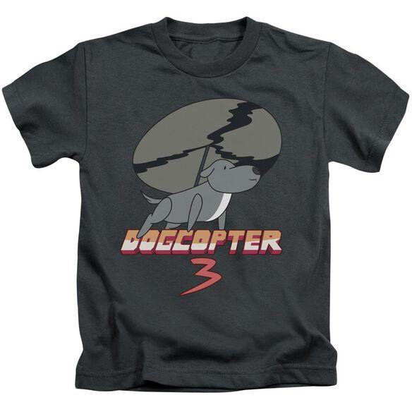 Steven Universe Dogcopter 3 Short Sleeve Juvenile T-Shirt