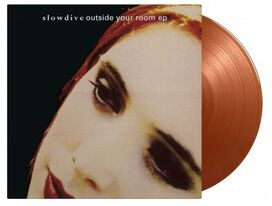 Slowdive - Outside Your Room [Limited 180-Gram Red & Gold Swirled Color Vinyl]