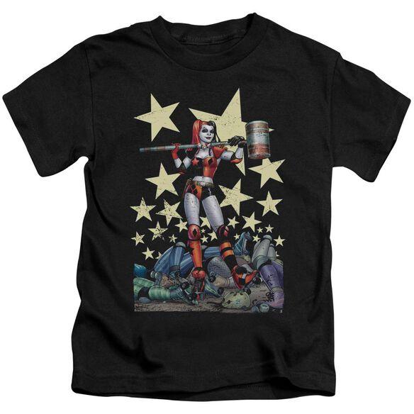 Batman Hammer Time Short Sleeve Juvenile T-Shirt