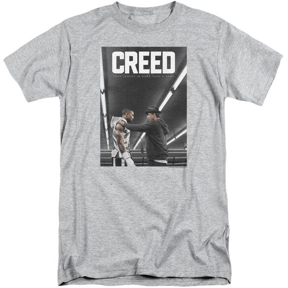 Creed Poster Short Sleeve Adult Tall Athletic T-Shirt