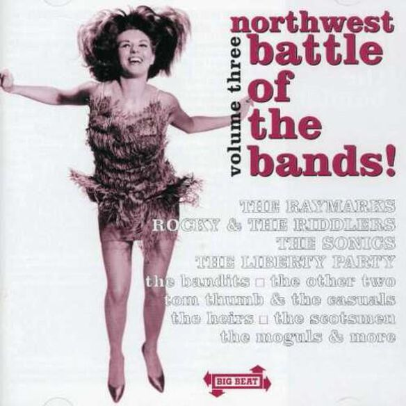 Northwest Battle Of The Bands 3 / Various (Uk)