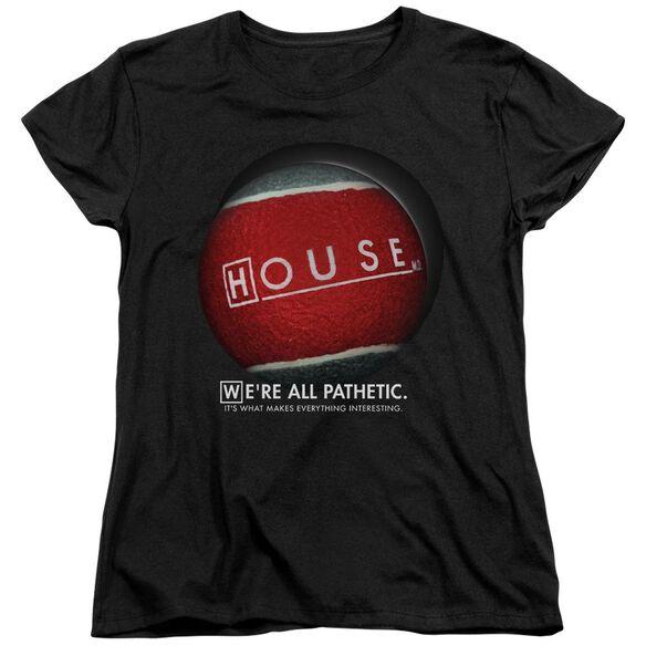 House The Ball Short Sleeve Womens Tee T-Shirt