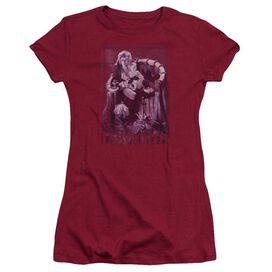 Labyrinth Goblin Baby Short Sleeve Junior Sheer T-Shirt