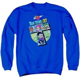 Teen Titans Go T Group SweaT-Shirt