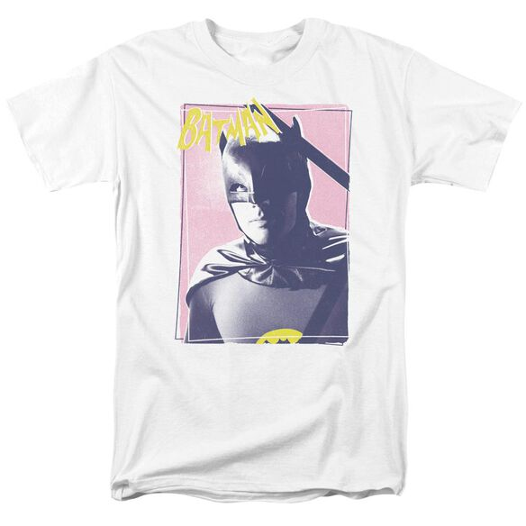 BATMAN CLASSIC TV WAYNE 80S-S/S T-Shirt