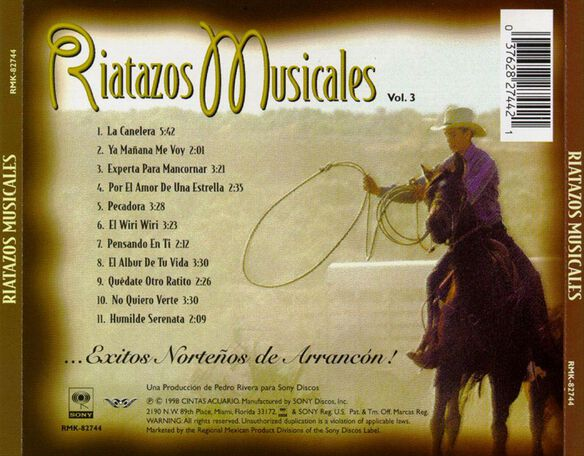 Riatazos Musicales V3 400