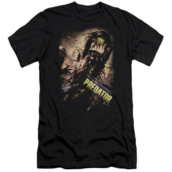 Predator Heads Up Hbo Short Sleeve Adult T-Shirt