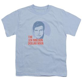 SIX MILLION DOLLAR MAN I SEE YOU - S/S YOUTH 18/1 - T-Shirt