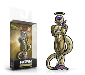 Dragon Ball Super: Golden Frieza FiGPiN Mini