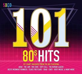 Various Artists - 101 80s Hits [Spectrum]