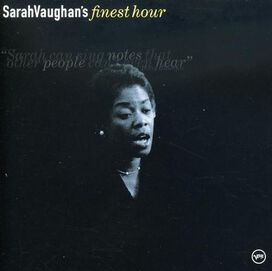 Sarah Vaughan - Sarah Vaughan: Finest Hour