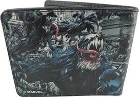Venom Action Scene Wallet