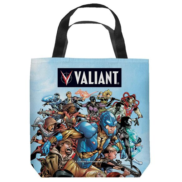 Valiant Group Attack Tote