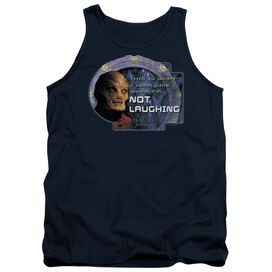 Sg1 Not Laughing Adult Tank