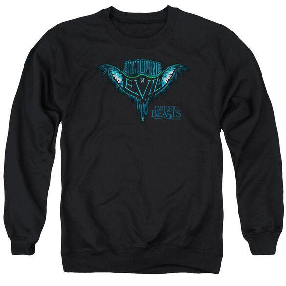 Fantastic Beasts Swooping Evil Adult Crewneck Sweatshirt