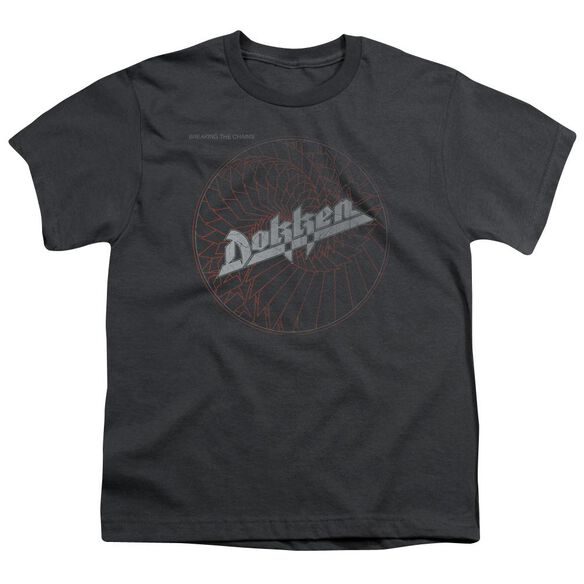 Dokken Breaking The Chains Short Sleeve Youth T-Shirt