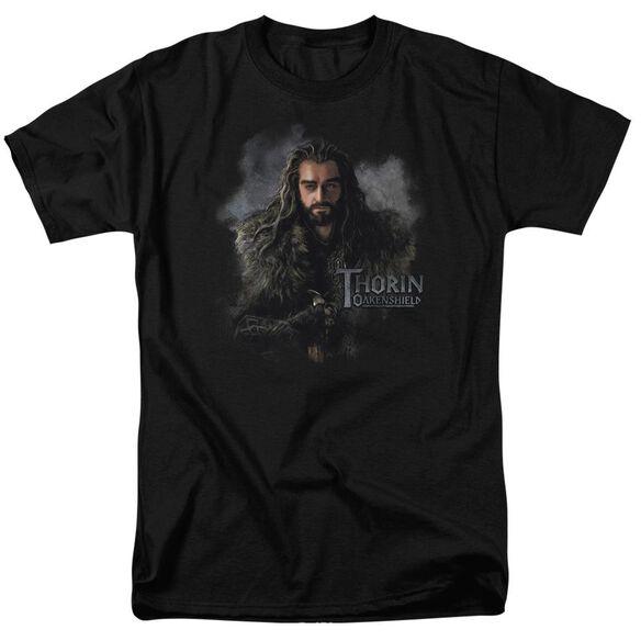 The Hobbit Thorin Oakenshield Short Sleeve Adult T-Shirt