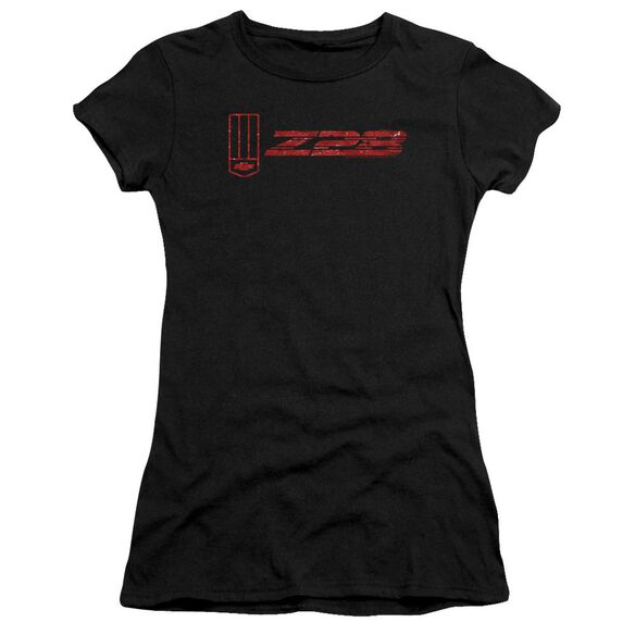 Chevrolet The Z28 Short Sleeve Junior Sheer T-Shirt