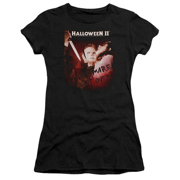 Halloween Ii Nightmare Premium Bella Junior Sheer Jersey