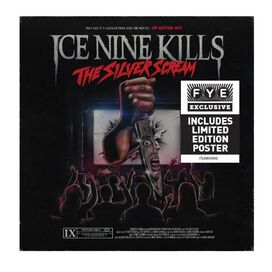 Ice Nine Kills - The Silver Scream [Exclusive Limited Edition Poster]