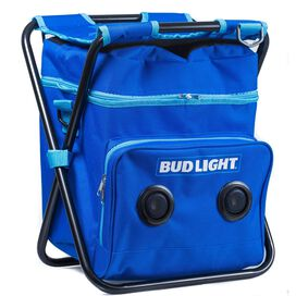 Bud Light Wireless Speaker Cooler Chair