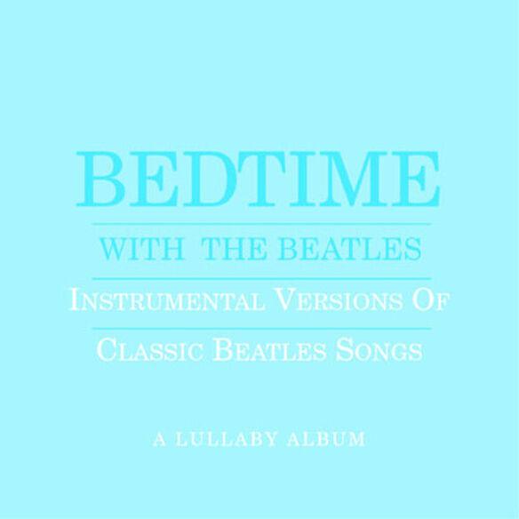Jason Falkner - Bedtime with Beatles: A Lullaby Album (Blue)
