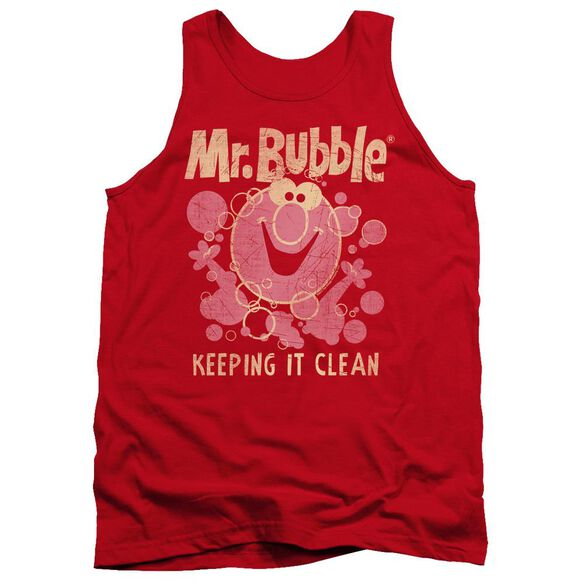Mr Bubble Keeping It Clean Adult Tank