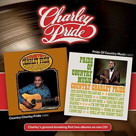 Charley Pride - Country Charley Pride/Pride of Country Music