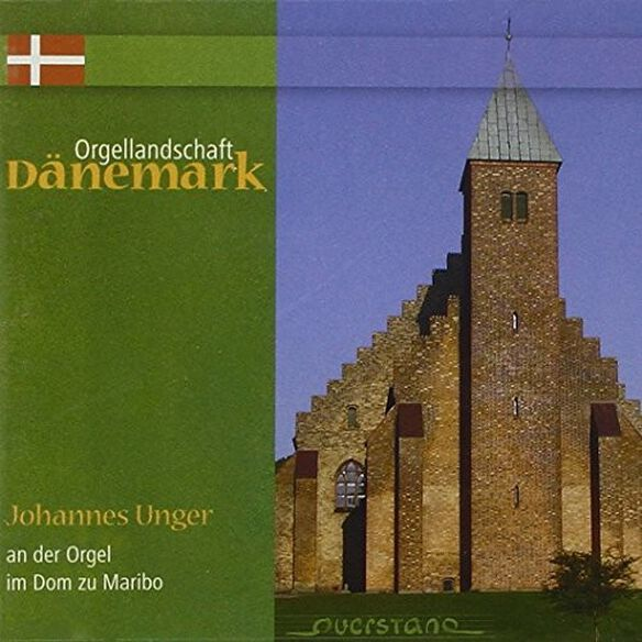 Durufle/ Dupre/ Messiaen/ Unger - V2: Orgellandschaft Danemark