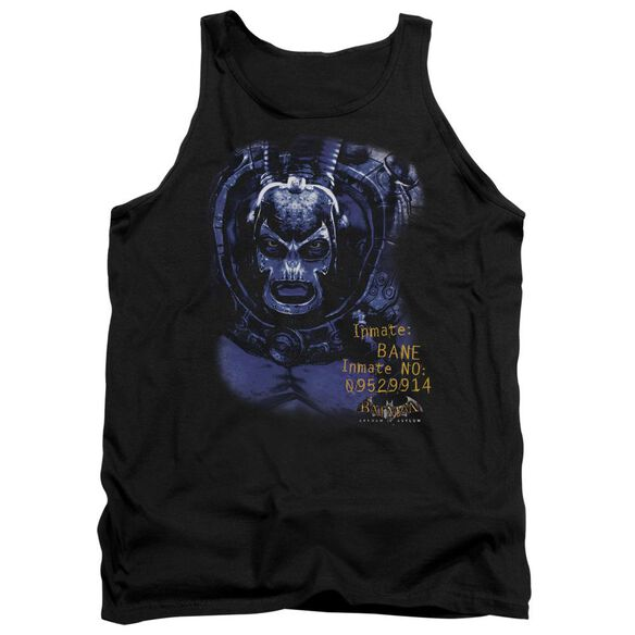 Batman Aa Arkham Bane - Adult Tank - Black