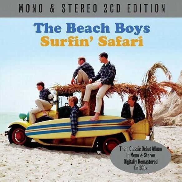 The Beach Boys - Surfin Safari: Mono-Stereo