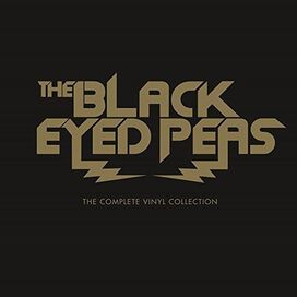 The Black Eyed Peas - Complete Vinyl Collection