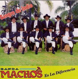 Banda Machos - Con Sangre de Indio