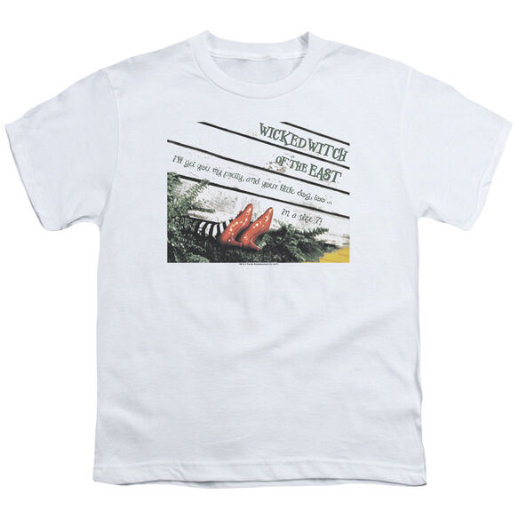WIZARD OF OZ SIZE 7-S/S T-Shirt