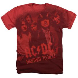 Acdc On The Highway Adult Heather