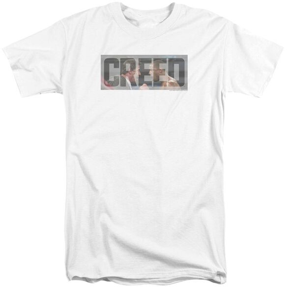 Creed Pep Talk Short Sleeve Adult Tall T-Shirt