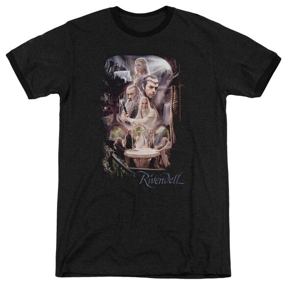 The Hobbit Rivendell Adult Heather Ringer