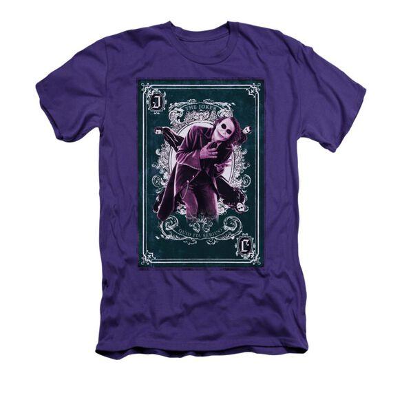 Dark Knight Quid Ita Serius Short Sleeve Adult T-Shirt