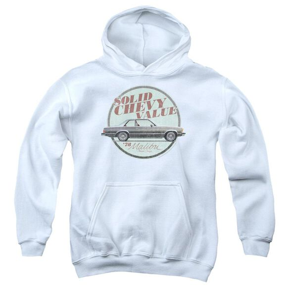 Chevrolet Do The 'Bu Youth Pull Over Hoodie
