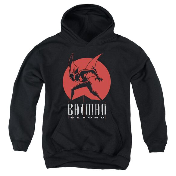 Batman Beyond Perched Youth Pull Over Hoodie