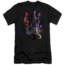 Farscape Criminally Epic Premuim Canvas Adult Slim Fit