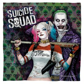 Suicide Squad Perfect Couple Bandana