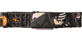 Soul Eater Death the Kid Poses Seatbelt Belt