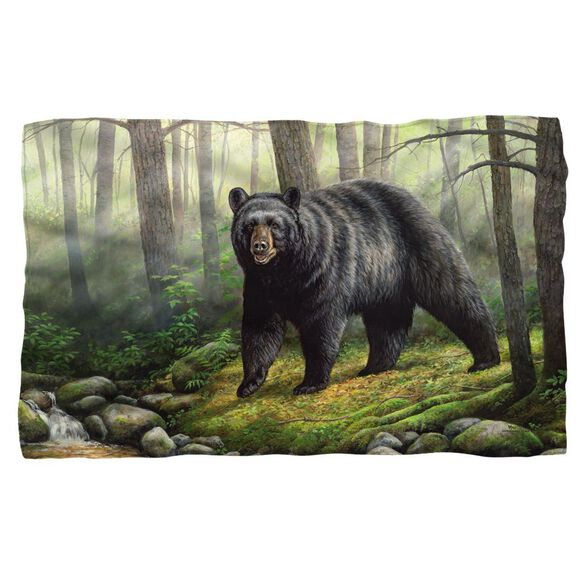 Wild Wings Woodland Morning 2 Woven Throw