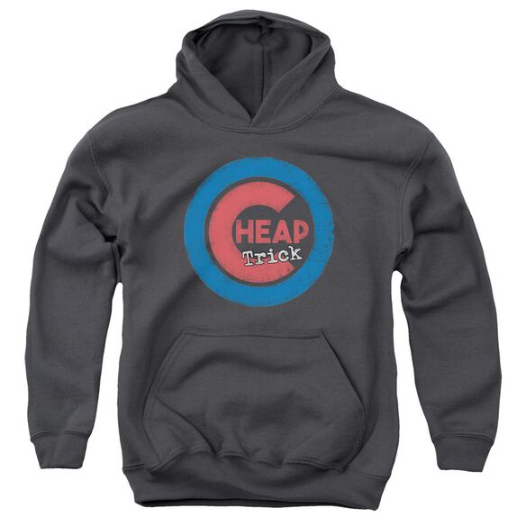 Cheap Trick Cheap Cub Youth Pull Over Hoodie