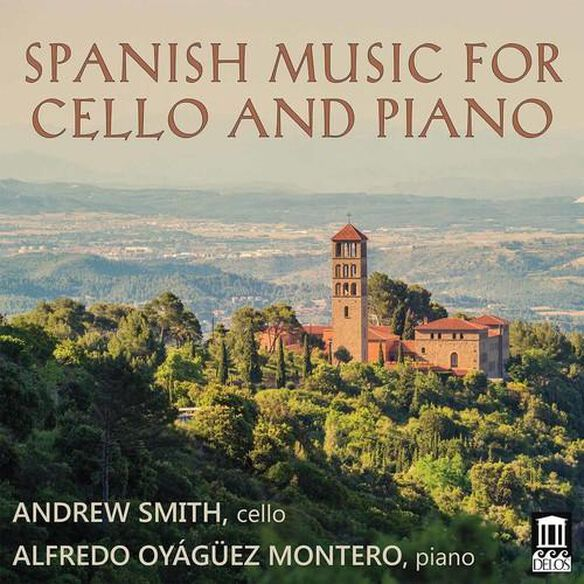 Spanish Music For Cello & Piano
